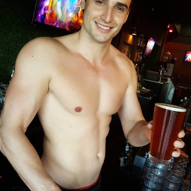 Shirtless Thursdays 3 Wells BrickBar Hillcrest LGBT