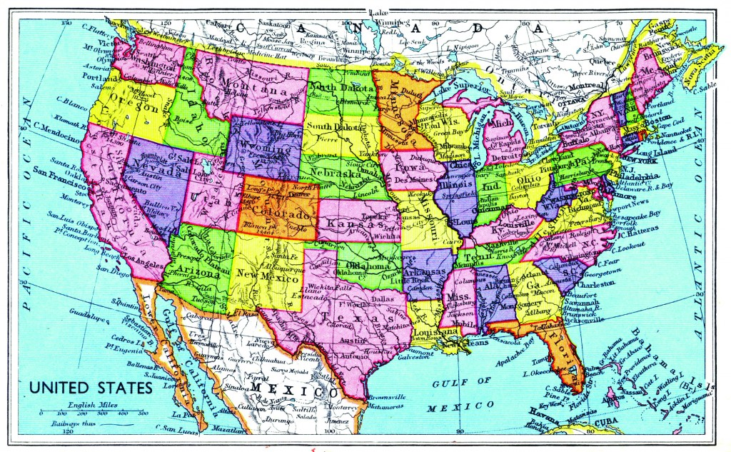 FileMap Of USA With State Namessvg Wikimedia Commons US Map With - Us map labeled states