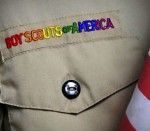 BOY SCOUTS ANNOUNCE RESOLUTION ALLOWING GAY SCOUTS, BANNING GAY PARENTS