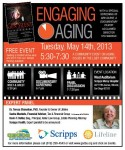"ENGAGING AGING COMMUNITY EVENT featuring SPECIAL SCREENING OF ""GEN SILENT"""