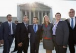 SUPREME COURT CLEARS WAY FOR GAY MARRIAGE IN CALIFORNIA