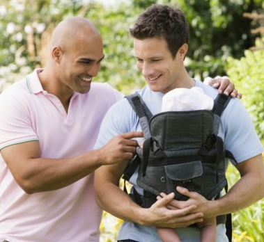 recently released study by the Williams Institute confirms there is ...: http://www.ragemonthly.com/2013/07/26/new-study-no-difference-between-gay-straight-adoptive-parents/