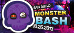 THE 13TH ANNUAL SAN DIEGO MONSTER BASH: Epic Halloween Block Party Transforms For 2013