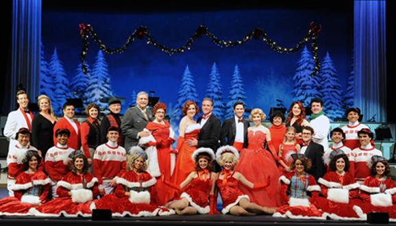 the nostalgic and charming show white christmas is coming to the birch north park theatre - What Year Did White Christmas Come Out