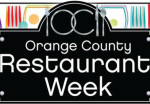 ORANGE COUNTY RESTAURANT WEEK 2014