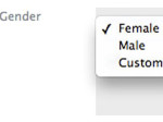 NEW GENDER OPTIONS FOR FACEBOOK USERS