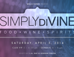 SIMPLY diVINE: FOOD, WINE, SPIRITS AND FUN