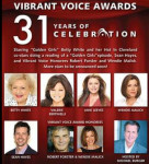 CELEBRATION THEATRE'S VIBRANT VOICE AWARDS