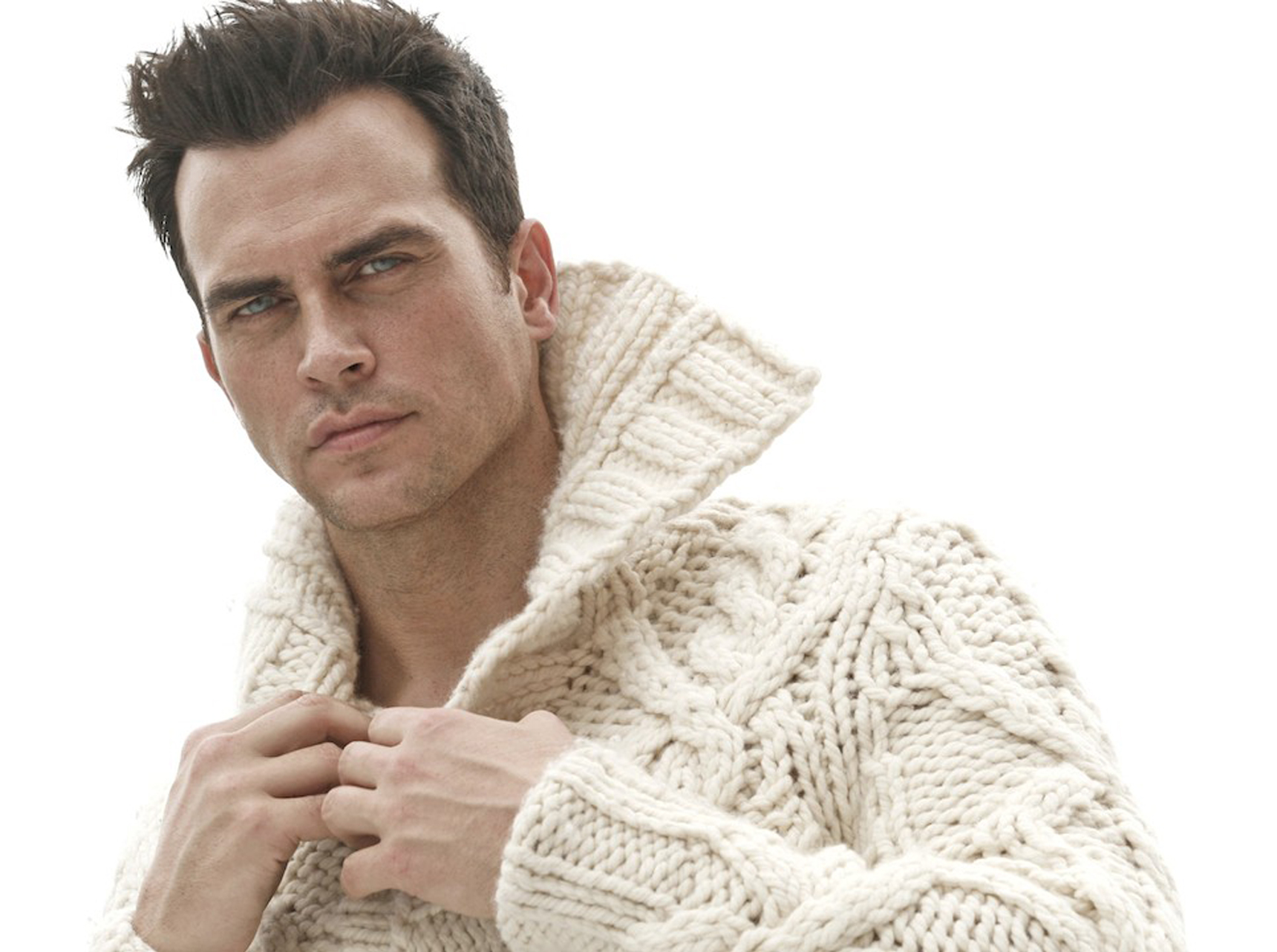 Cheyenne Jackson (photo by Karl Simone)