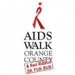 ORANGE COUNTY AIDS WALK TAKES A NEW PATH