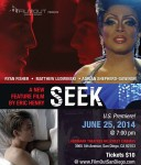 FILMOUT SAN DIEGO TO PRESENT US PREMIERE OF SEEK AT HILLCREST CINEMAS