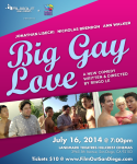 'BIG GAY LOVE' COMES TO SAN DIEGO JUST IN TIME FOR PRIDE