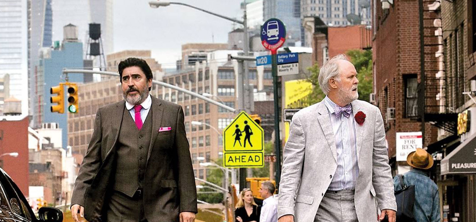 'LOVE IS STRANGE' WITH ALFRED MOLINA