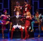 KINKY BOOTS AND KYLE TAYLOR PARKER - HIGH ON LOLA'S HEELS
