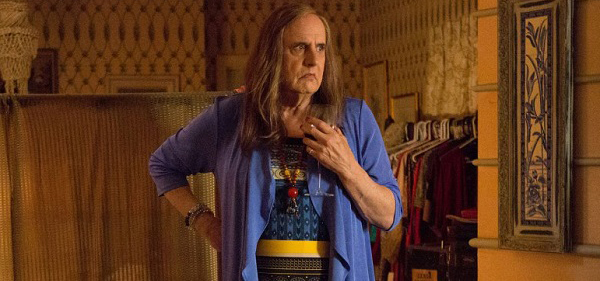 THE TRANSFORMATION OF JEFFREY TAMBOR IN 'TRANSPARENT'