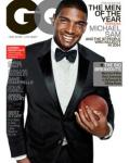 MICHAEL SAM NAMED ONE OF GQ's MEN OF THE YEAR