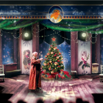 CYGNET THEATRE'S 'A CHRISTMAS CAROL' Setting the Scene with Andrew Hull