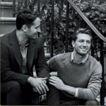 NEW TIFFANY'S AD FEATURES COMPANY'S 1ST GAY COUPLE