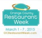 2015 ORANGE COUNTY RESTAURANT WEEK: Food, Romance and a Big Slice of Heaven