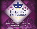 NOTHING BEATS THE ORIGINAL: Hillcrest Fat Tuesday Comes Home