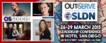 OUTSERVE-SLDN'S LEADERSHIP CONFERENCE: Features Big Goals, Top Speakers