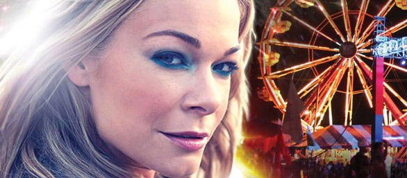 LEANN RIMES: Singing From The Heart