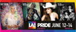 LA PRIDE 2015 Entertainment to Feature Fifth Harmony, Tamar Braxton and Weekend Headliner Kesha