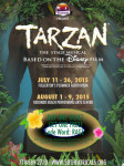 TARZAN: THE STAGE MUSICAL Swings into Southern California