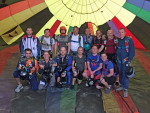 World's Most Colorful LGBT Skydiving Event