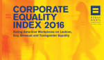 HRC Releases LGBT Equality Scores of California Companies in 2016 Corporate Equality Index