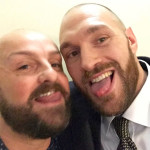 To Prove He's Not Homophobic, UK Boxer Tyson Fury Kisses Man