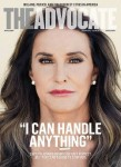 CAITLYN JENNER COVERS THE ADVOCATE, TALKS TRANS ACTIVISM