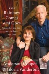 ANDERSON COOPER & MOTHER GLORIA VANDERBILT OPEN UP ABOUT SEX, BEING GAY