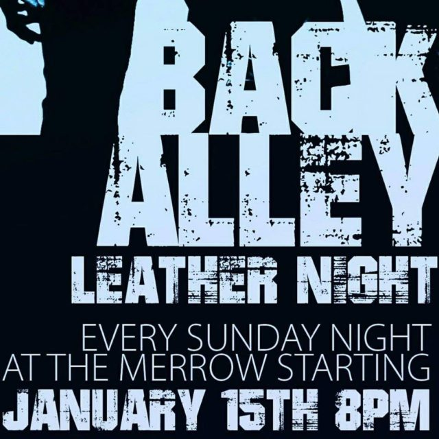 See you every Sunday night at the TheMerrowSD Hillcrest Nohellip