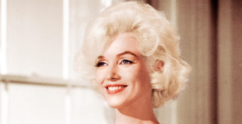 MARILYN MONROE: A DAY IN THE LIFE