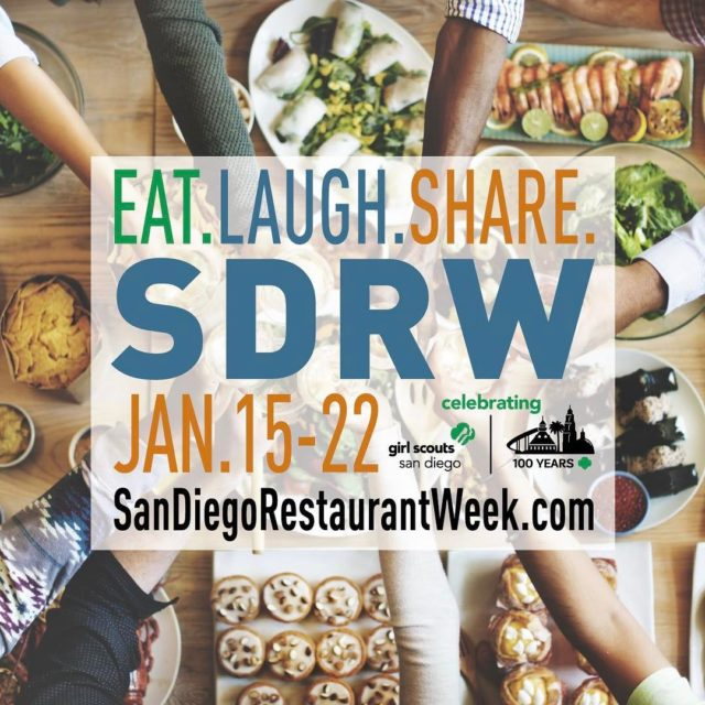 sdrestaurantwk starts today! Over 180 top restaurants will offer delicioushellip