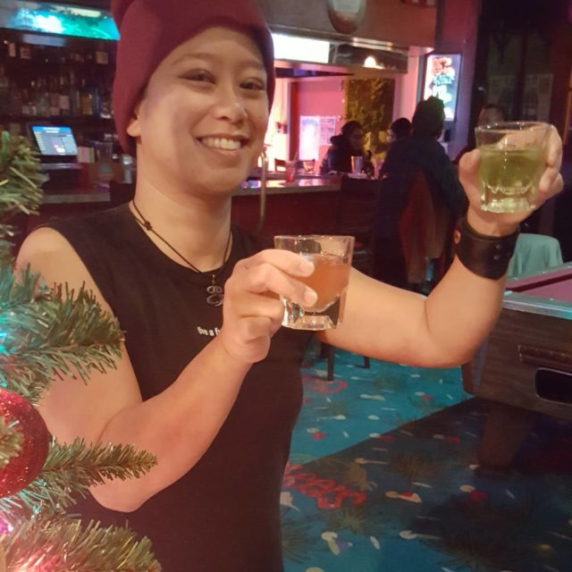 Celebrate the holidays at your neighborhood bar cheers