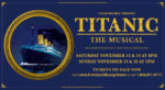 Titanic The Musical: A Maiden Voyage at First Congregational Church Long Beach