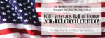 Building Bridges: The Center's LGBT Veterans Wall Of Honor