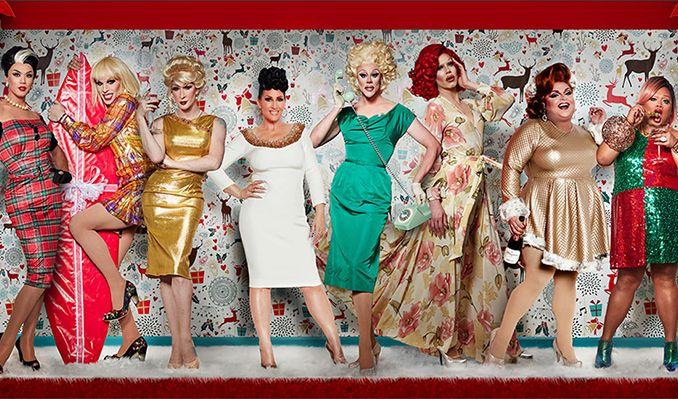 christmas queens tour chicago