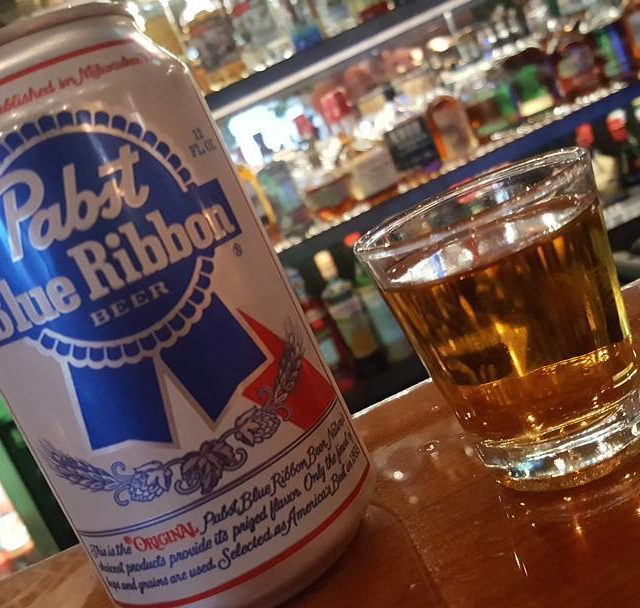 Shot and a PBR 6 HAPPY HOUR 7 Days ahellip