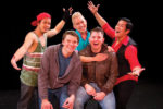 Seventy-One and Having Fun: Coronado Playhouse 71st Season Opens with 'Altar Boyz'