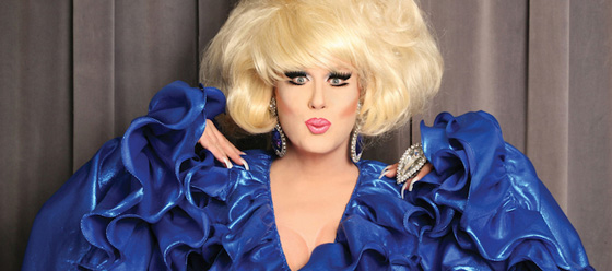An Early Easter Surprise: LADY BUNNY Hot on the Trail