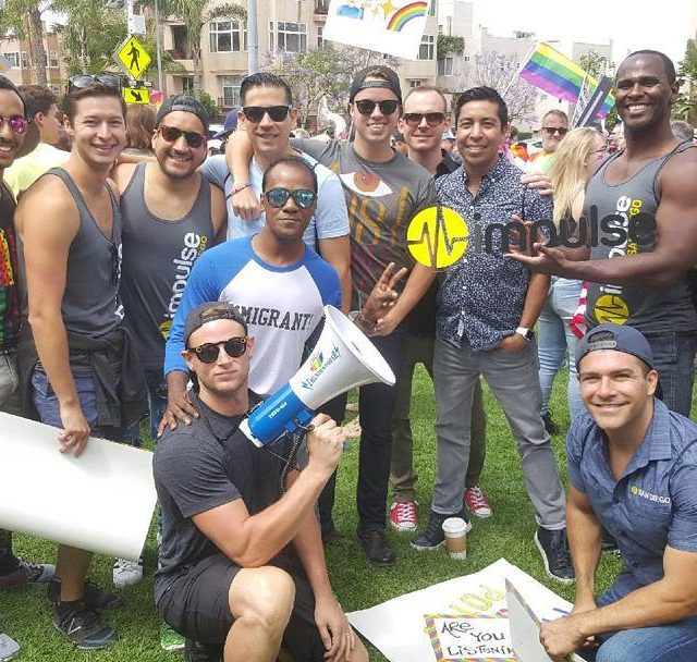 San Diego Equality March