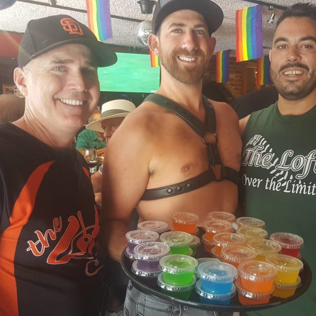 The Loft Softball Teams World Series Bound Jello Shot Fundraiserhellip