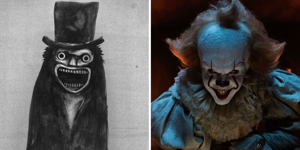 The Babadook and Stephen KIng's It, with these two horror movie villains together, are let loose on everyone in the tight-knit community, no children are safe.