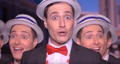 RANDY RAINBOW: Mastering Musical Mockery