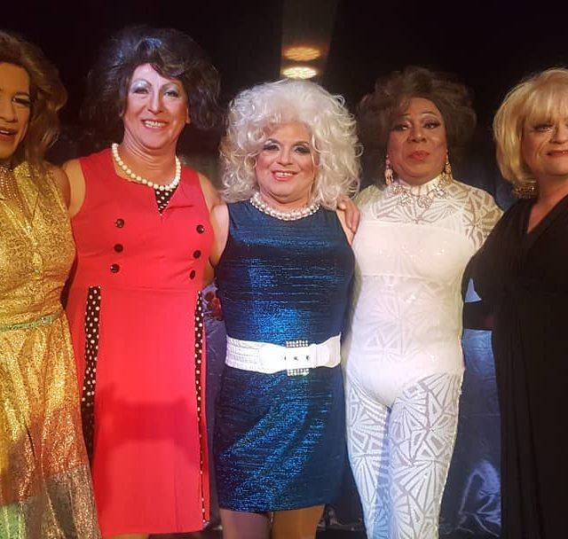 The San Diego Golden Girls performing tonight TheMerrowSD