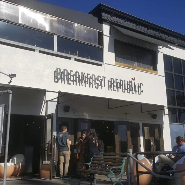 Breakfast Republic newest location in Pacific Beach Opens to thehellip