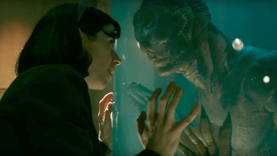 THE SHAPE OF WATER: Reinventing A Childhood Classic - Del Toro Style